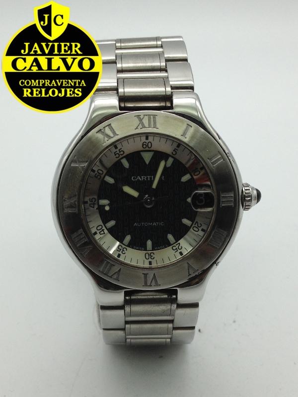 Precio reloj must cartier mujer