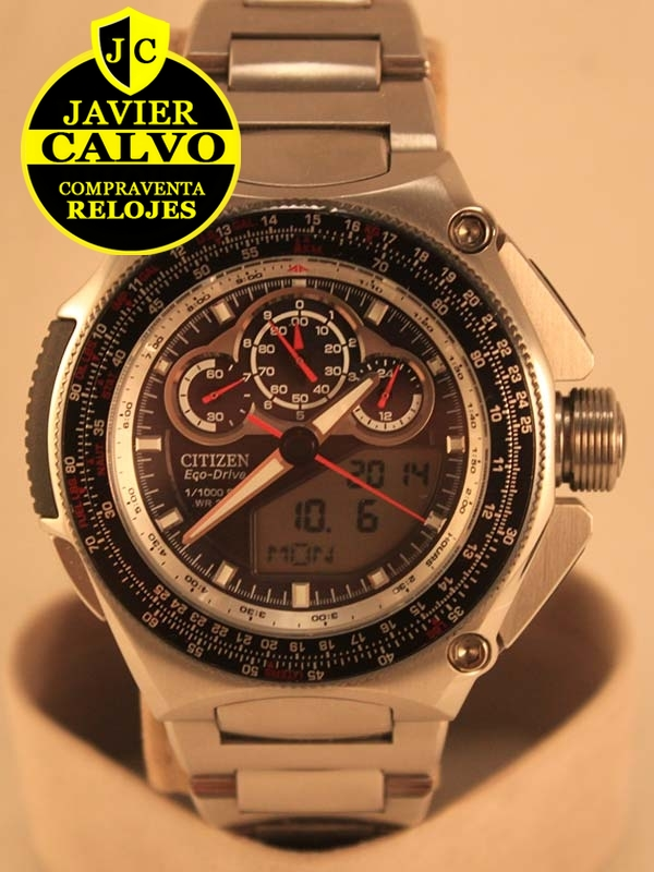 how to adjust citizen eco drive skyhawk